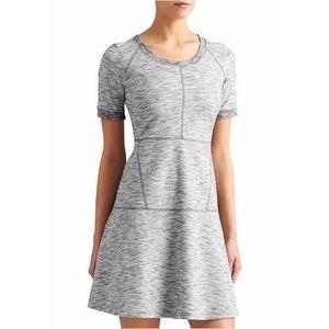 ATHLETA Textured En Route Dress